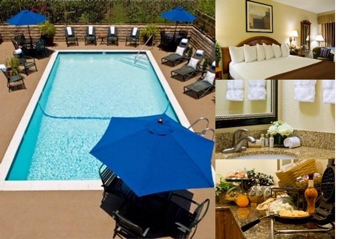 Best Western Poway / San Diego Hotel photo collage