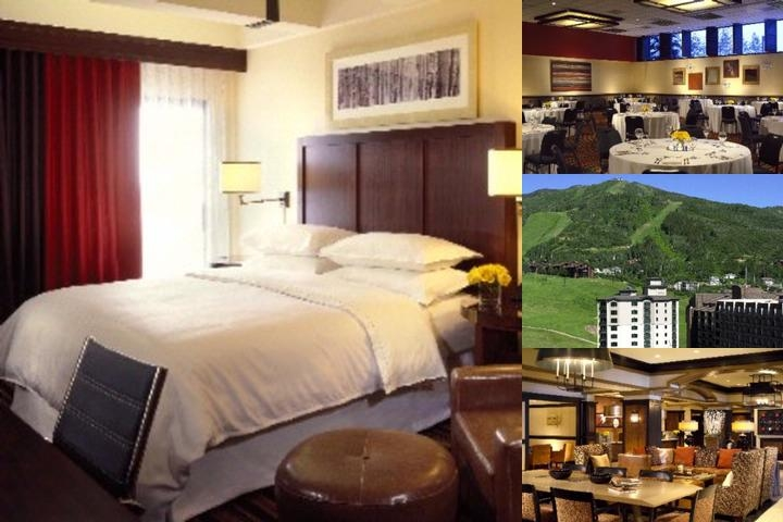 Sheraton Steamboat Resort photo collage