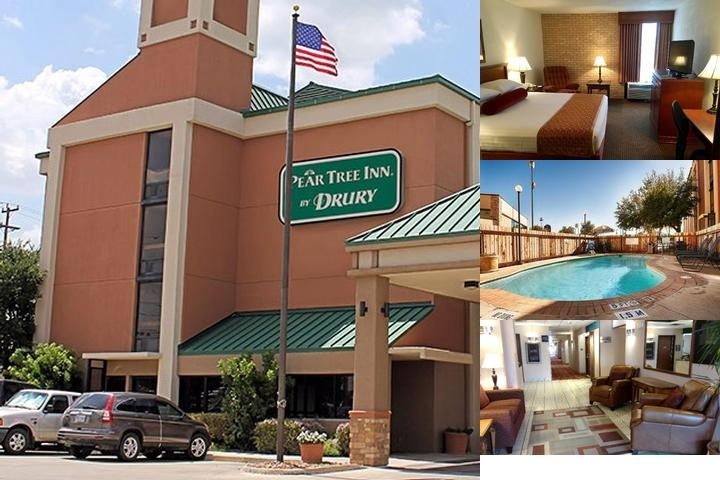 Pear Tree Inn San Antonio Northwest Medical Center photo collage