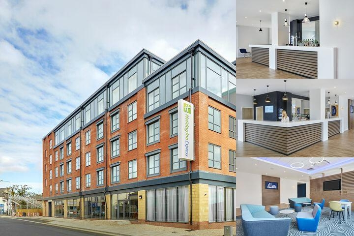 Holiday Inn Express Grimsby photo collage
