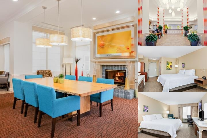 Hilton Garden Inn Folsom photo collage