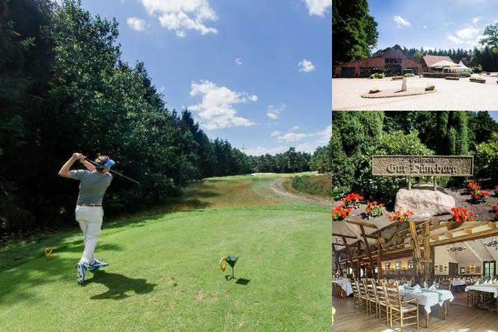 Golfpark Gut Düneburg Gmbh & Co Kg Christian Keck photo collage