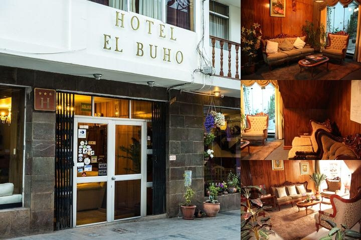 Hotel El Buho photo collage