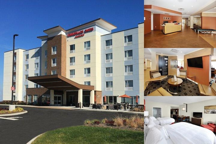 Towneplace Suites by Marriott Grove City Mercer / Outlets photo collage
