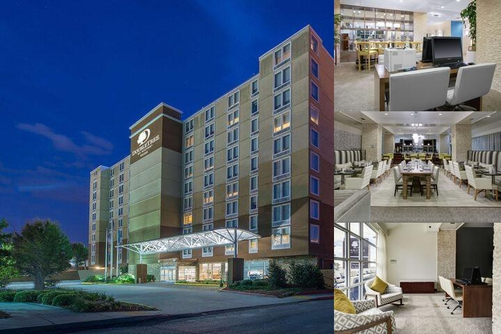 Doubletree Hotel by Hilton Biloxi Beach Blvd photo collage