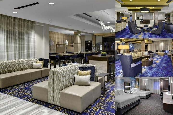 Courtyard by Marriott Carrollton photo collage