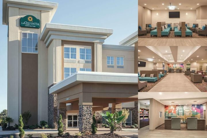 La Quinta Inn & Suites Forsyth photo collage