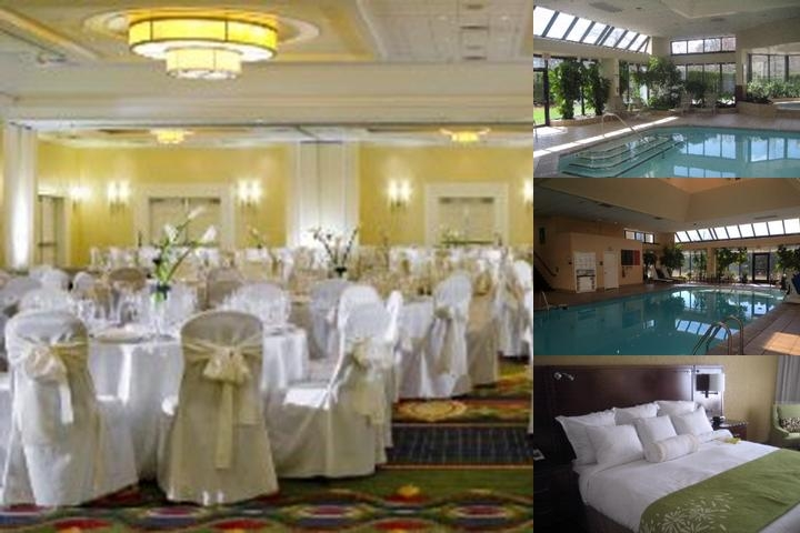 Hanover Marriott photo collage