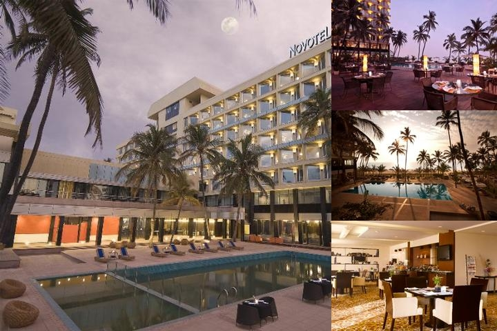 Novotel Mumbai Juhu Beach photo collage