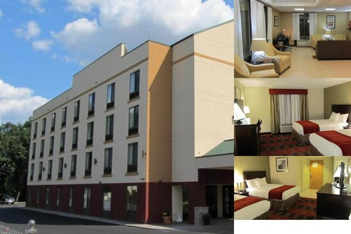 Best Western Springfield West Inn photo collage
