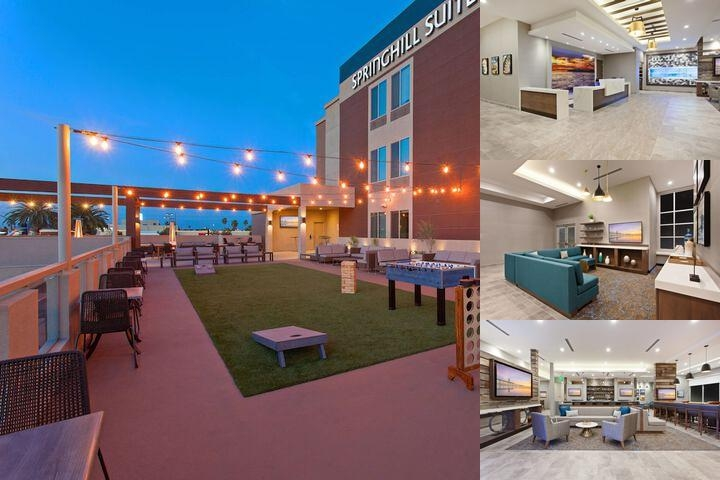 Springhill Suites by Marriott Huntington Beach / Orange County photo collage