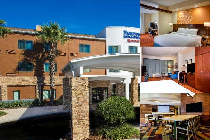 Fairfield Inn & Suites Orlando Ocoee photo collage