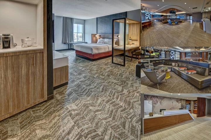 Springhill Suites Amarillo West / Medical Center photo collage