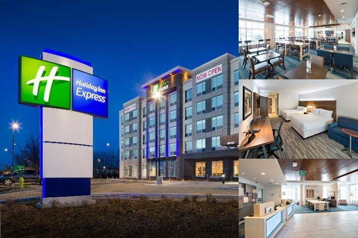 Holiday Inn Express – Red Deer North photo collage