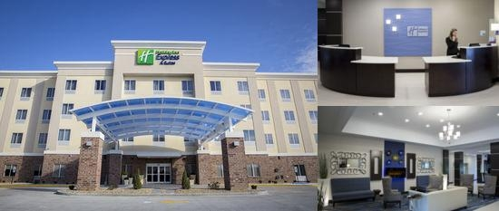 Holiday Inn Express & Suites Edwardsville photo collage