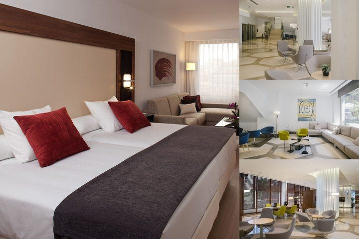 Hotel Husa Princesa photo collage