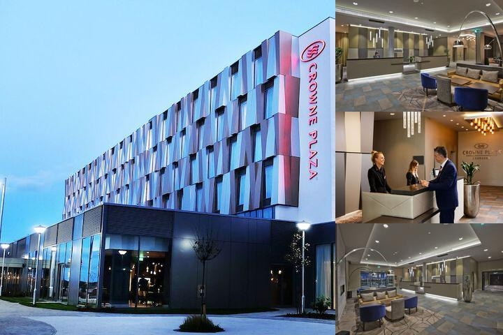 Crowne Plaza Aberdeen Airport photo collage