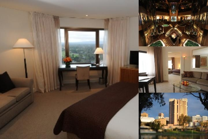 Intercontinental Adelaide photo collage