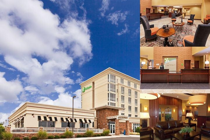 Holiday Inn Ardmore I 35 photo collage