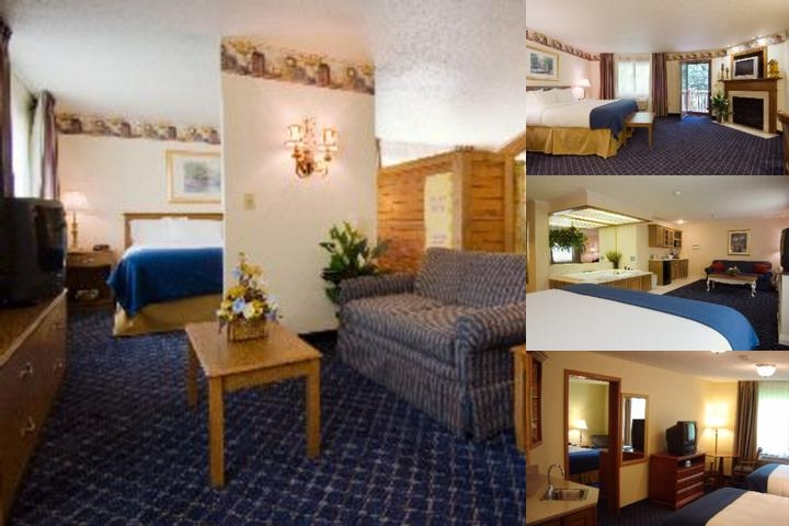 Holiday Inn Express Fremont (Angola Area) photo collage