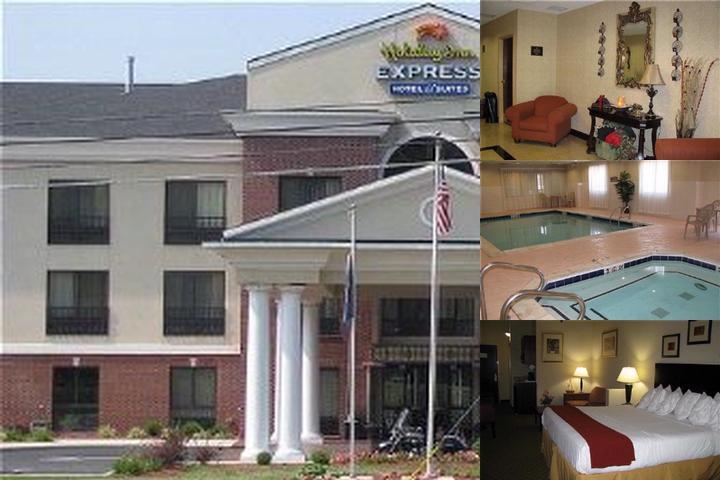 Holiday Inn Express & Suites Ashland photo collage