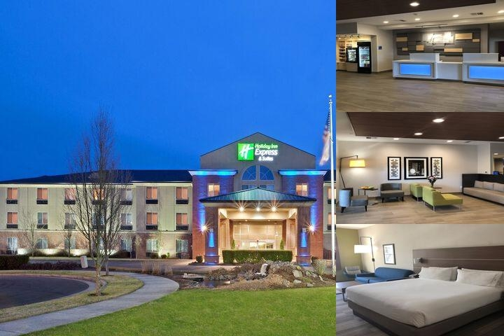 Holiday Inn Express & Suites Albany photo collage