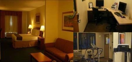 Holiday Inn Express & Suites Alamosa photo collage