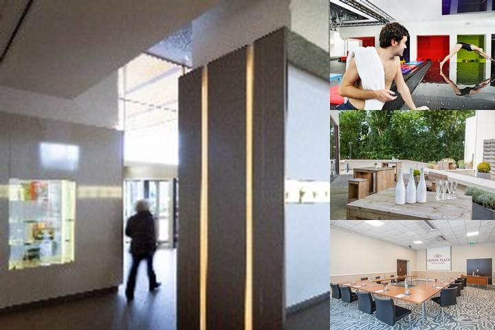 Crowne Plaza Antwerp photo collage