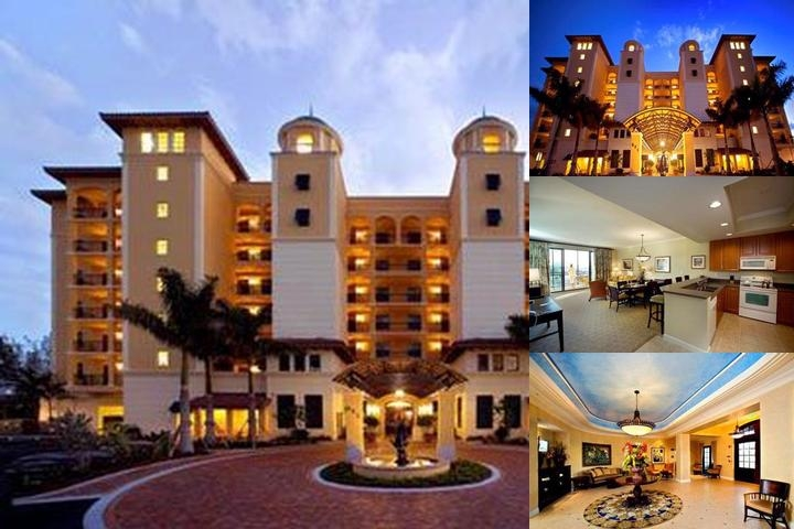 Holiday Inn Club Vacations Marco Island Sunset Cove Resort photo collage