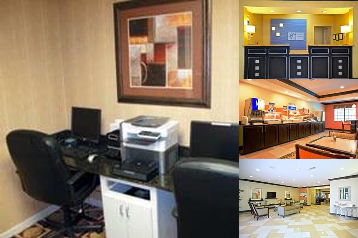 Holiday Inn Express & Suites Acworth Kennesaw Northwest photo collage
