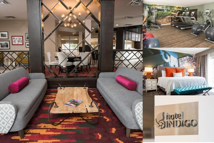 Hotel Indigo Atlanta – Vinings photo collage