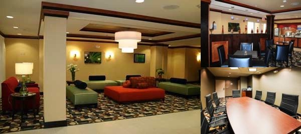 Holiday Inn Express Atmore photo collage