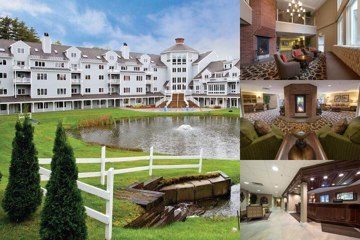 Holiday Inn Club Vacations Ascutney Mountain Resort photo collage