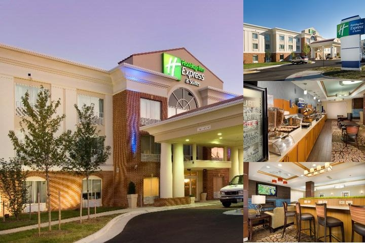 Holiday Inn Express & Suites Alexandria Fort Belvoir photo collage