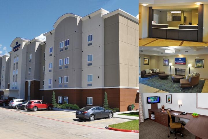 Candlewood Suites Bay City photo collage