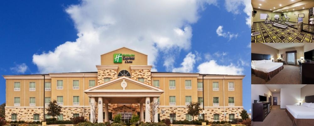Holiday Inn Express & Suites Brady photo collage
