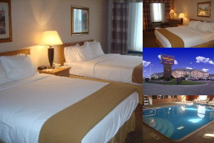 Holiday Inn Express & Suites Beatrice photo collage