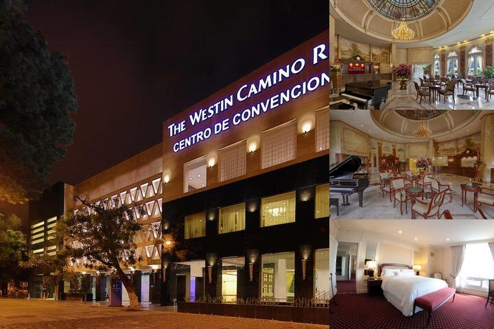 Westin Camino Real Guatemala photo collage