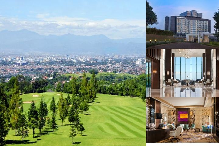 Intercontinental Bandung Dago Pakar photo collage