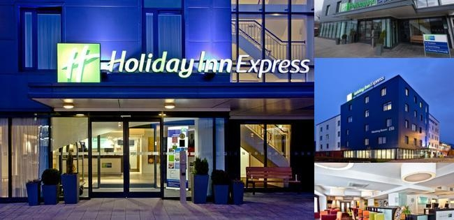 Holiday Inn Express Birmingham South A45 photo collage