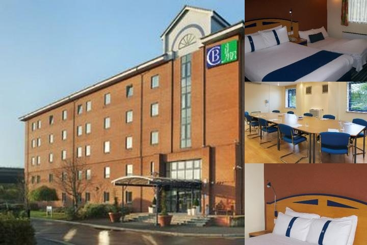 Holiday Inn Express Birmingham Castle Bromwich photo collage
