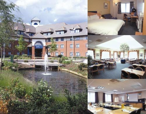 Holiday Inn Express Birmingham Nec photo collage