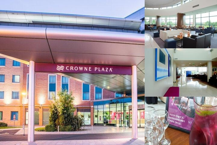 Crowne Plaza Birmingham Nec photo collage