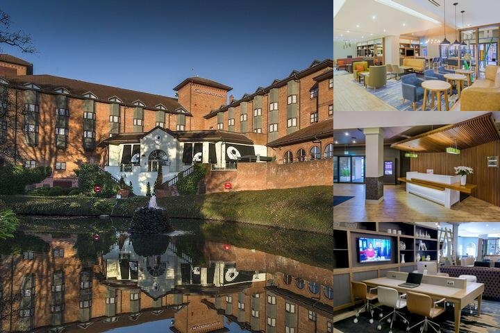 Holiday Inn Solihull photo collage