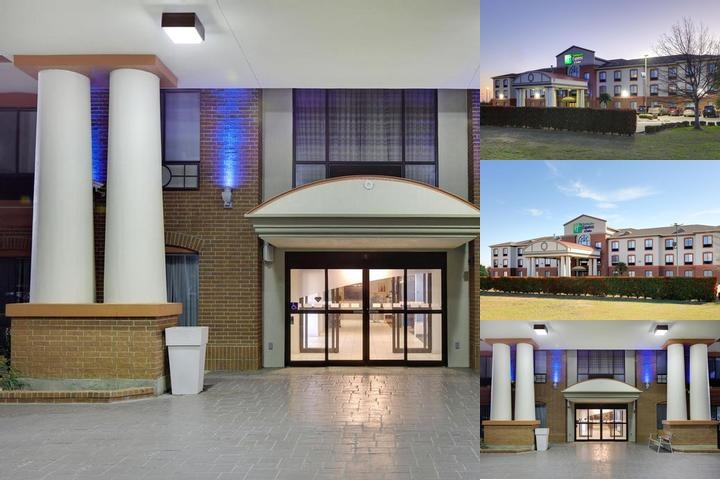 Holiday Inn Express Suites Burleson Ft Worth Photo Collage