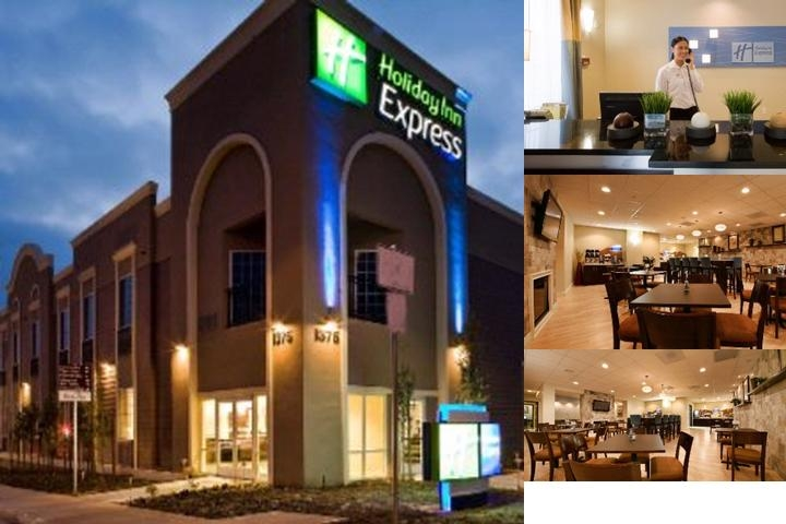 Holiday Inn Express Benicia photo collage