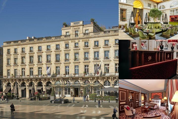 Intercontinental Bordeaux – Le Grand Hotel photo collage