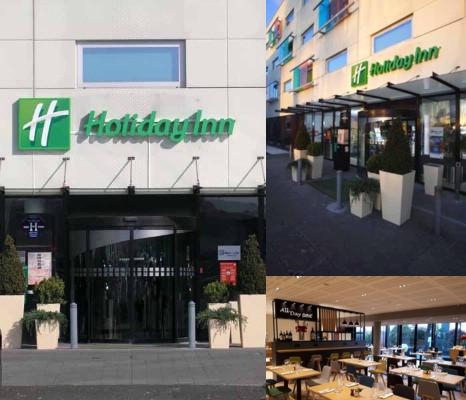 Holiday Inn Bordeaux Sud Pessac photo collage