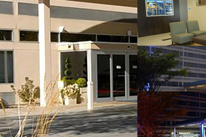 Holiday Inn Express Boise University Area photo collage