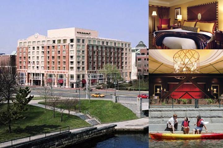 Kimpton Marlowe Hotel Photo Collage